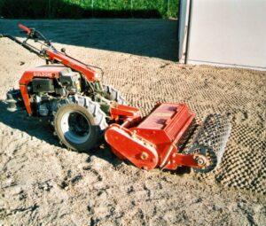 Préparation de sols