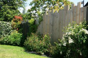 Aménagment murs et clôtures de jardin