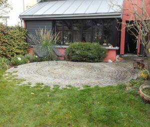 Pavé granit à Angers